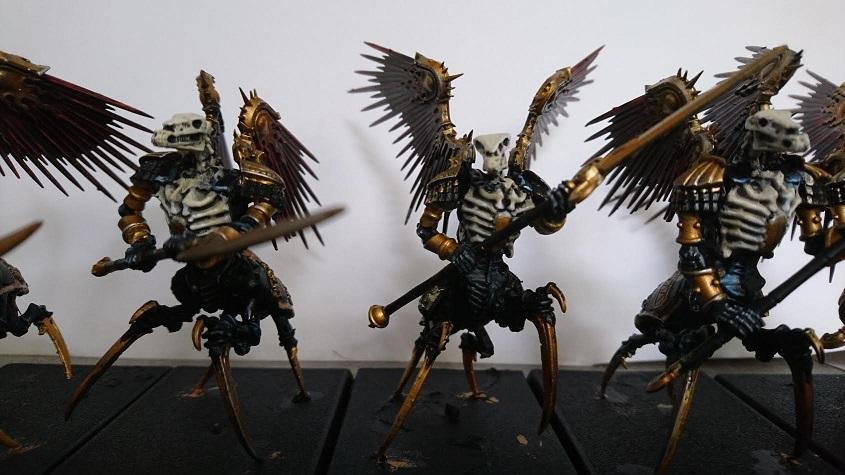 Conversions faucheurs des Tombes Reaper8